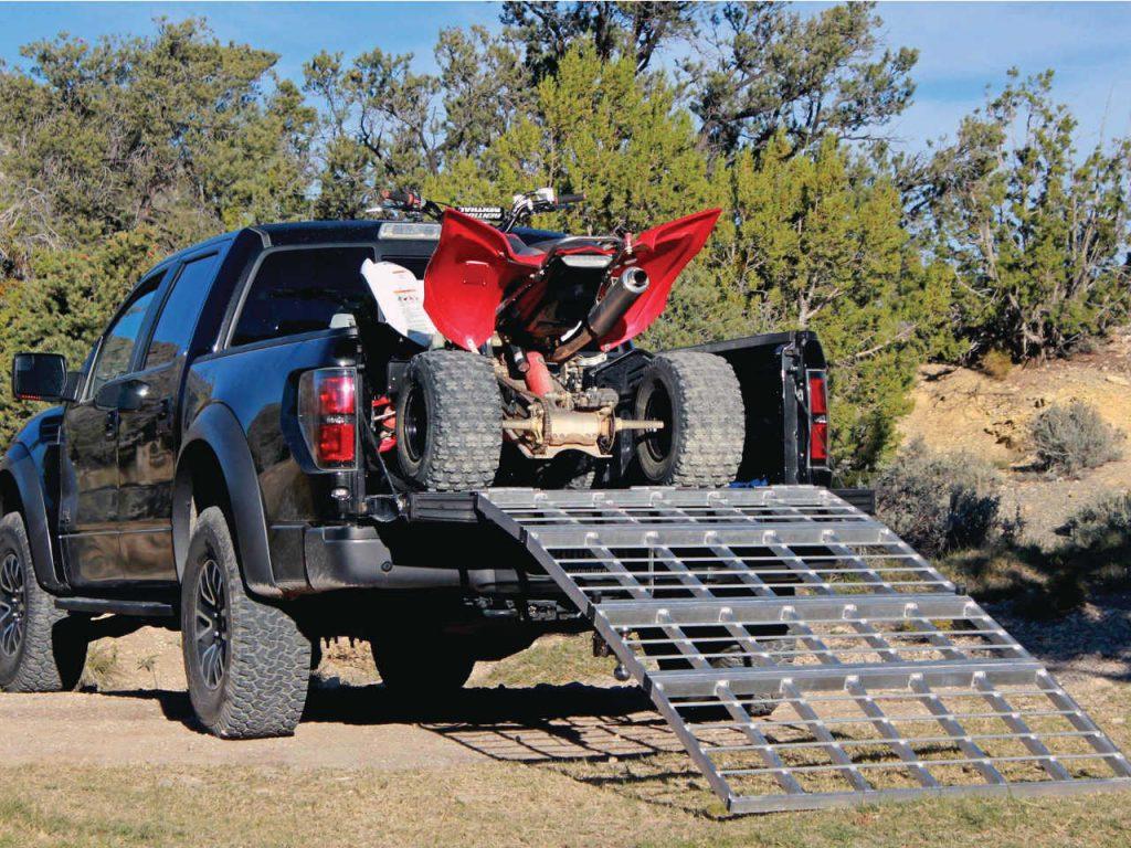 ATV Truck Ramp