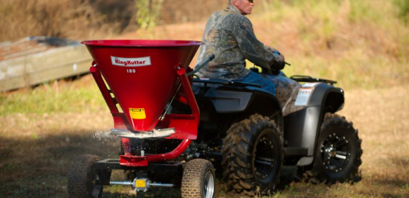 ATV-Seed-Spreader