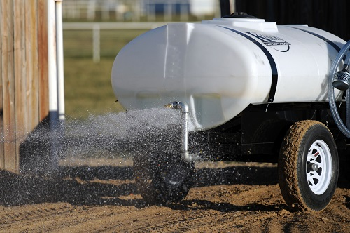 Water Your Field With An ATV Water Tank