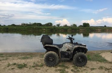 Yamaha Grizzly For Hunting