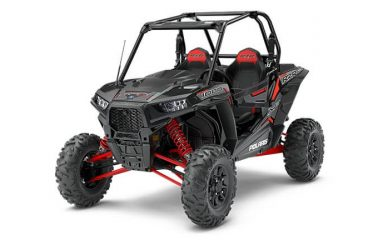 Spotlight On Polaris UTVs