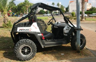 7 Tips To Protect Your ATV From Theft