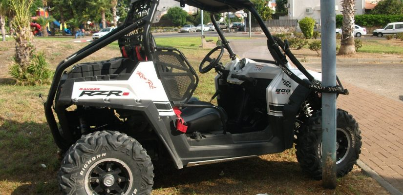 Protecting Your ATV From Theft