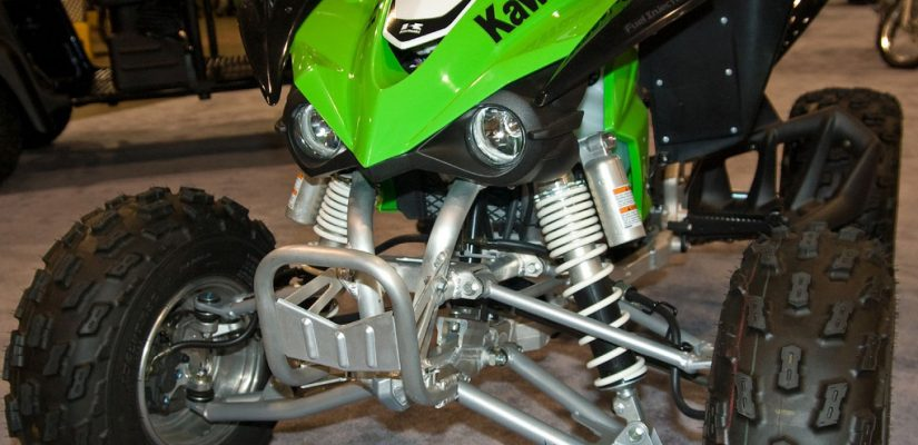 Kawasaki Front Suspension