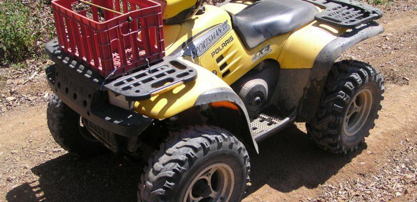 buy used ATV