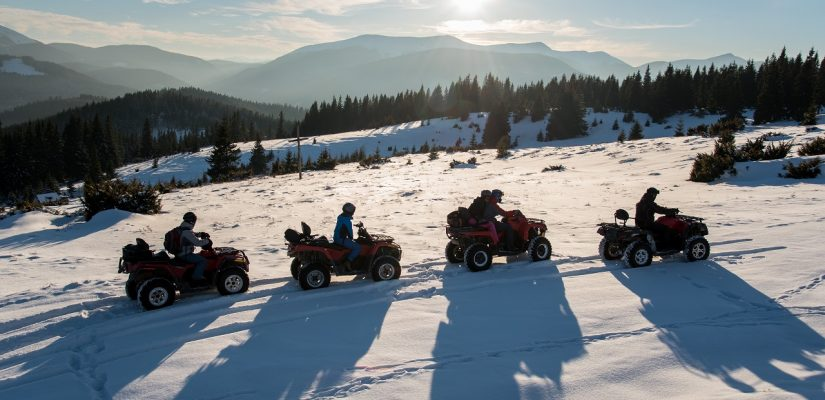 ATV and cold weather
