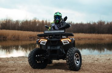 The ATV Riding Outfit